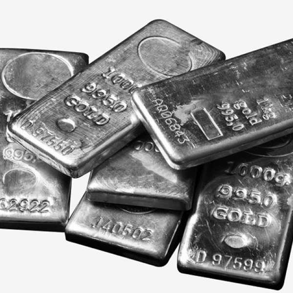 Trauringe von Giloy: Goldbarren
