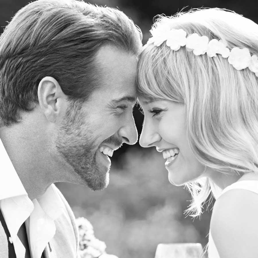 Rauschmayer Trauringe: Glückliches Paar