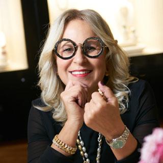 Laura Bicego - Chefin und Designerin von Nanis